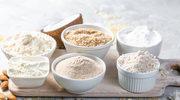 Co stosować zamiast mąki pszennej?