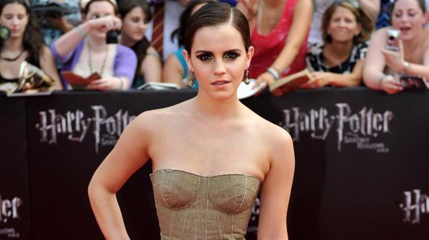 Co teraz będzie robiła Emma Watson? /AFP