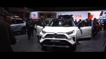 Co Toyota pokazała na salonie w Genewie 2019?
