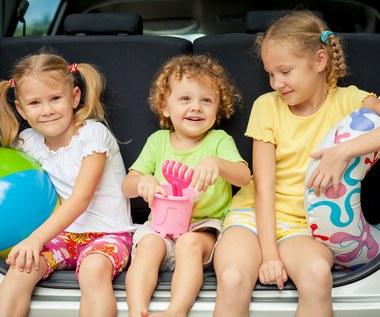 Co trzeba zabrać ze sobą w podróż z dzieckiem?