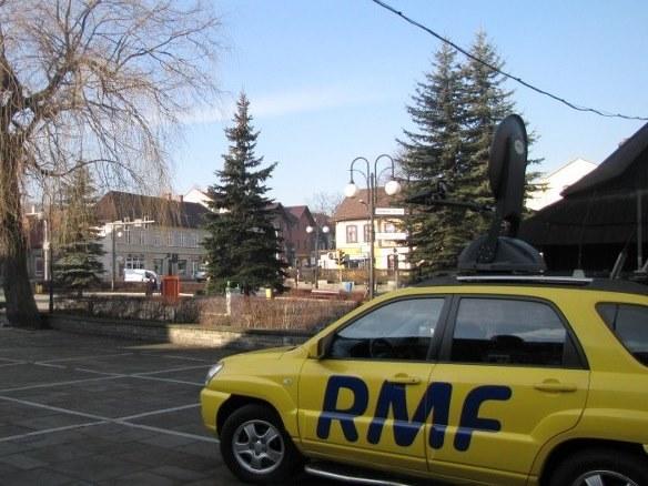 Co tydzień nasi reporterzy odwiedzają miasto, do którego zaproszą nas słuchacze RMF FM /Józef Polewka /RMF FM