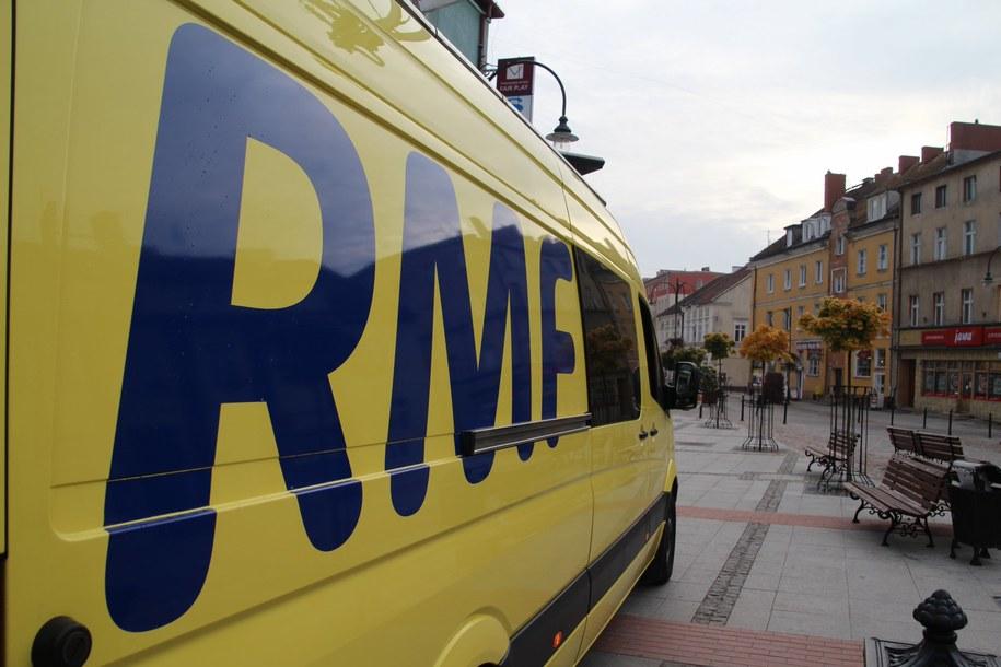 Co tydzień nasi reporterzy odwiedzają miasto, które wskażecie w głosowaniu na RMF24.pl! /Kamil Młodawski /RMF FM
