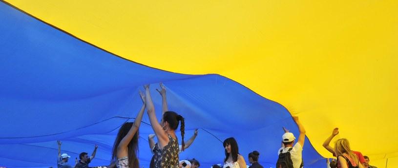 Co Ukrainie należy się od świata? /AFP