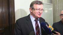 Co w oczach premier Szydło zobaczył poseł Cymański?