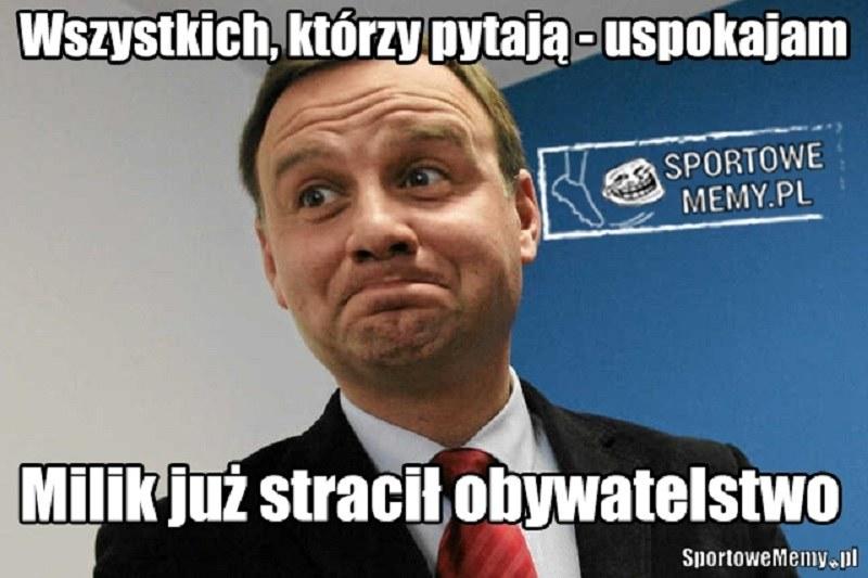 Co wy na to? /Sportowememy.pl