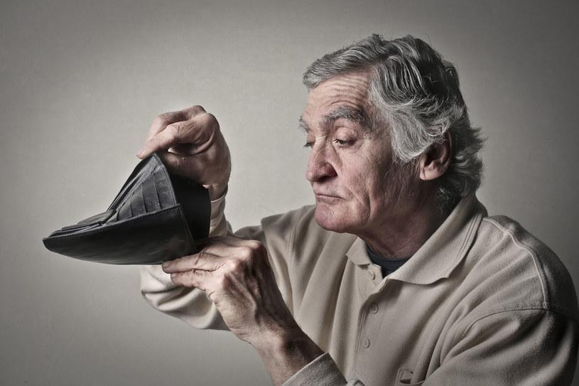 Co z naszymi emeryturami? KE krytykuje Polskę /123RF/PICSEL