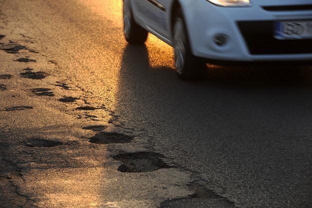 Co z remontami lokalnych dróg? / Fot: Wojciech Stróżyk /Reporter