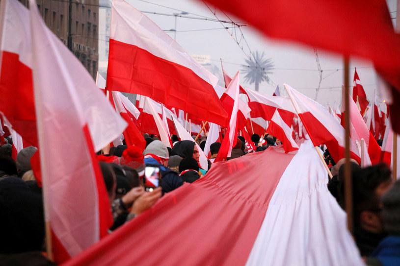 Co z tegorocznym Marszem Niepodległości w Warszawie? Robert Bąkiewicz zapowiada, że się odbędzie /Jakub Kaminski/East News /East News