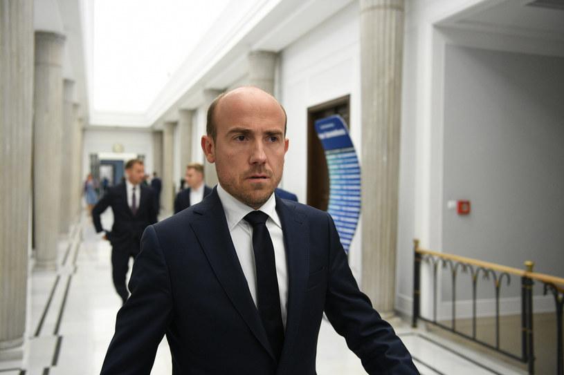 Co z wyborami nowego szefa klubu KO? /Jacek Domiński /Reporter