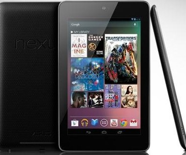 Co ze sprzedażą Google Nexus 7?