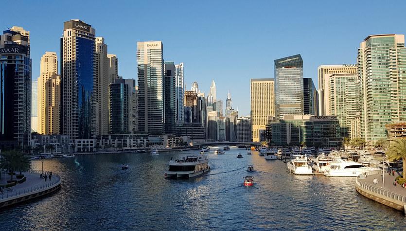 Co zobaczyć i zrobić w Dubaju