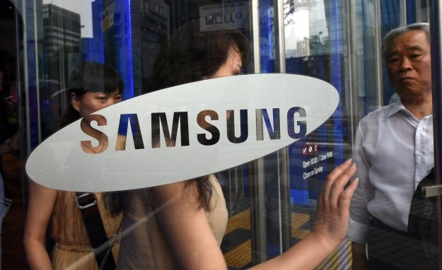 Co zrobi Samsung? /AFP