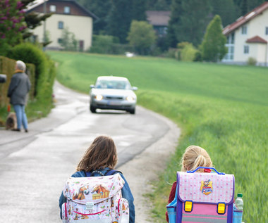 Co zrobić, by twoje dziecko było bezpieczne na drodze?