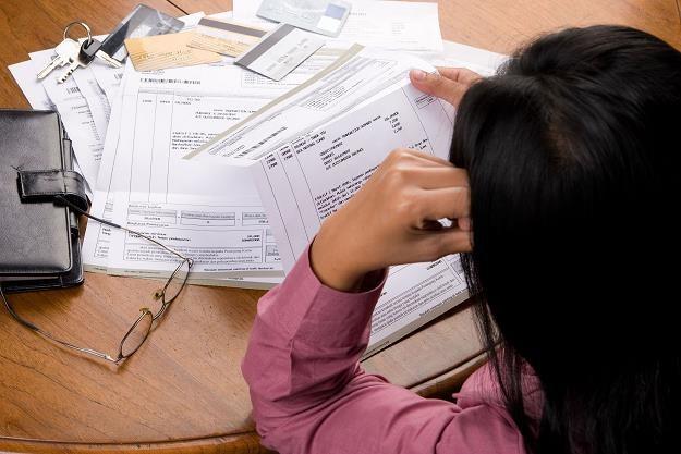 Co zrobić, by w spadku nie dostać długów? /©123RF/PICSEL