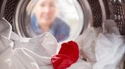 Co zrobić, gdy pranie zafarbuje