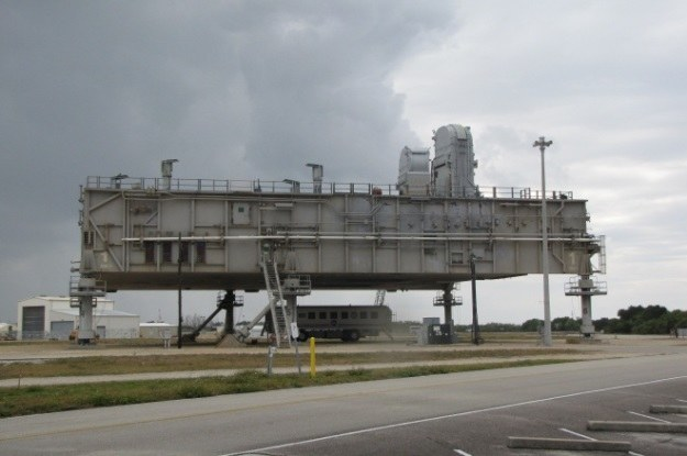 Co zrobić z nieużywanymi platformami startowymi? /NASA
