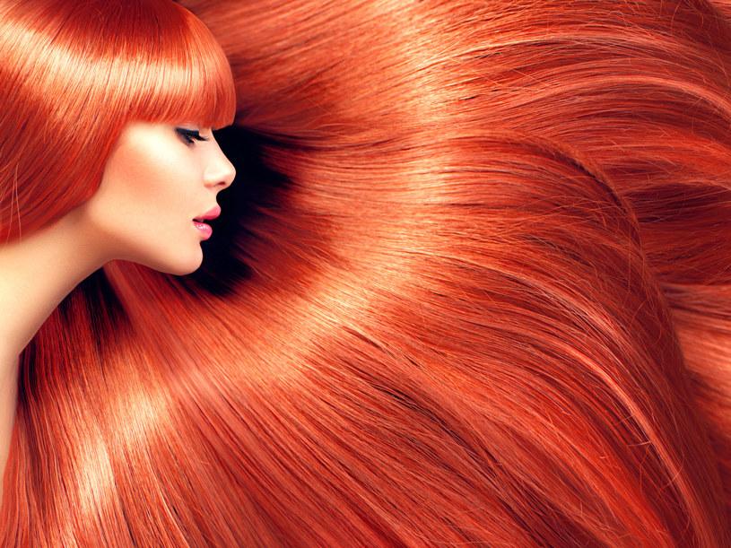 Co zrobić, żeby farba z włosów nie schodziła? /123RF/PICSEL