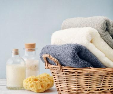 Co zrobić, żeby ręczniki były miękkie?