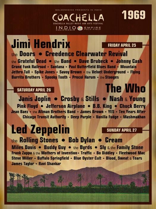 Coachella w 1969 r. /