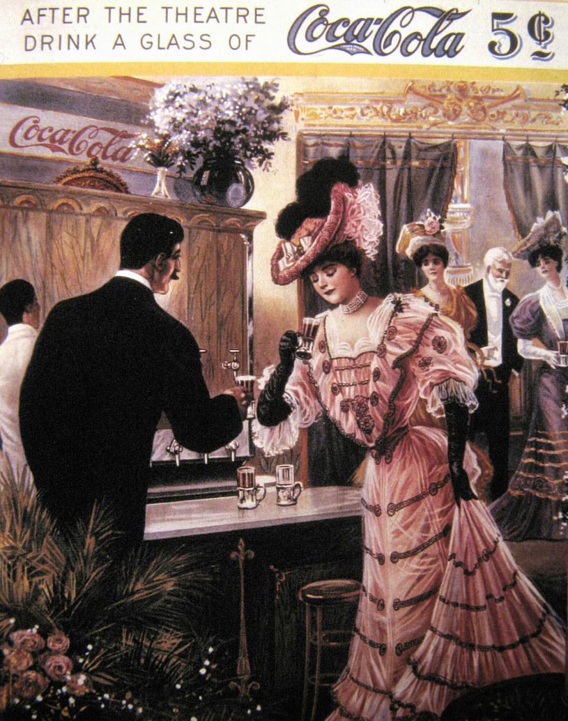 Coca-Cola miała początkowe zupełnie inne zastosowanie... /Polaris/East News /East News