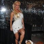 Coco Austin wypina pupę w nocnym klubie