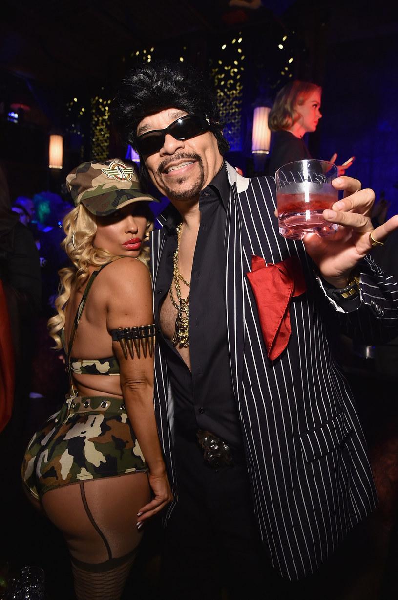 Coco Austin z mężem /Mike Coppola /Getty Images