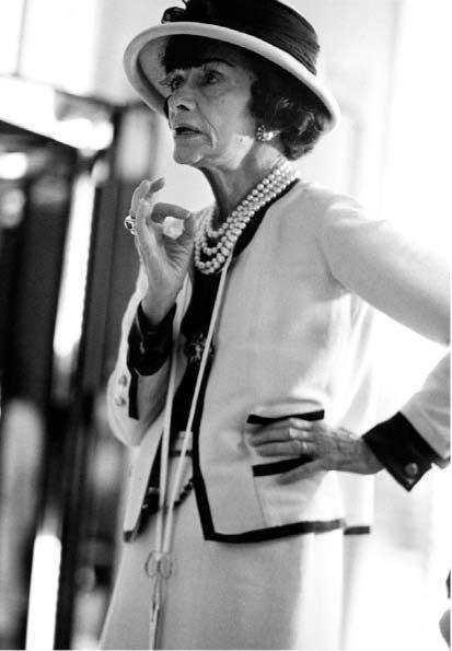 Coco Chanel /Agnieszka Lisak – blog historyczno-obyczajowy