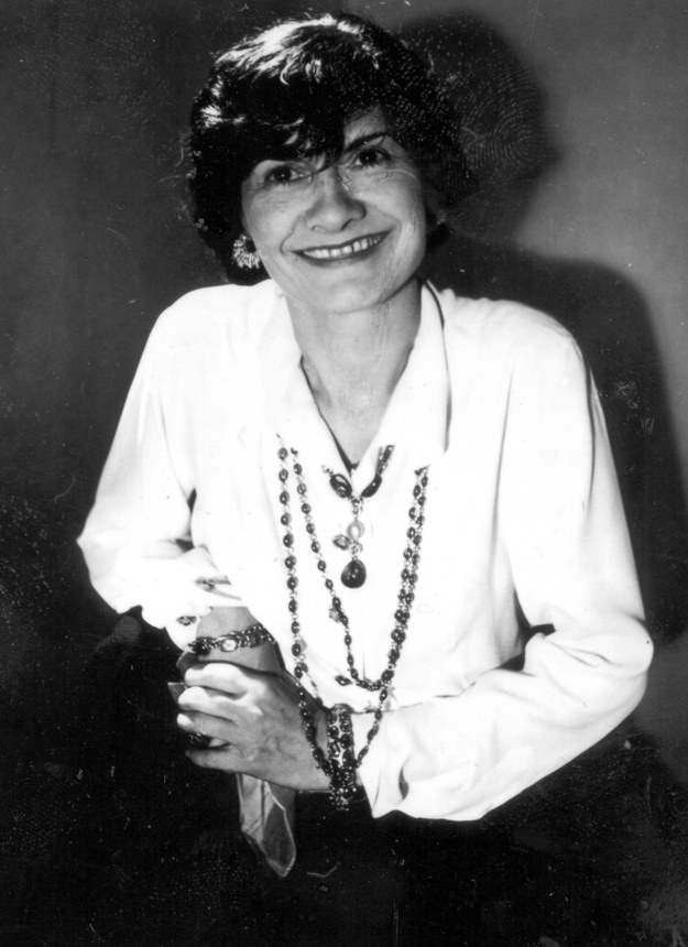 Coco Chanel /UPPA/Photoshot    /PAP/Photoshot