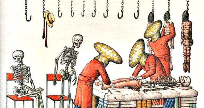 Codex Seraphinianus to dzieło jedyne w swoim rodzaju. Uważa się, że może ono mieć ukryte znaczenie /materiały prasowe