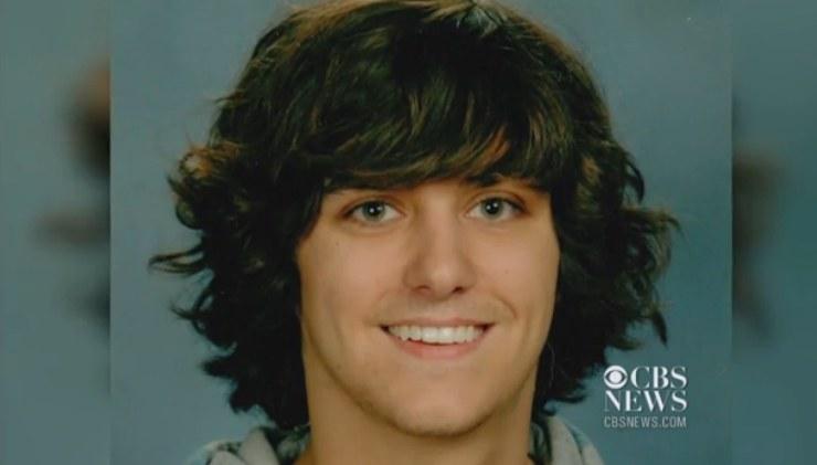 Cody Souders. Fot: CBS News /
