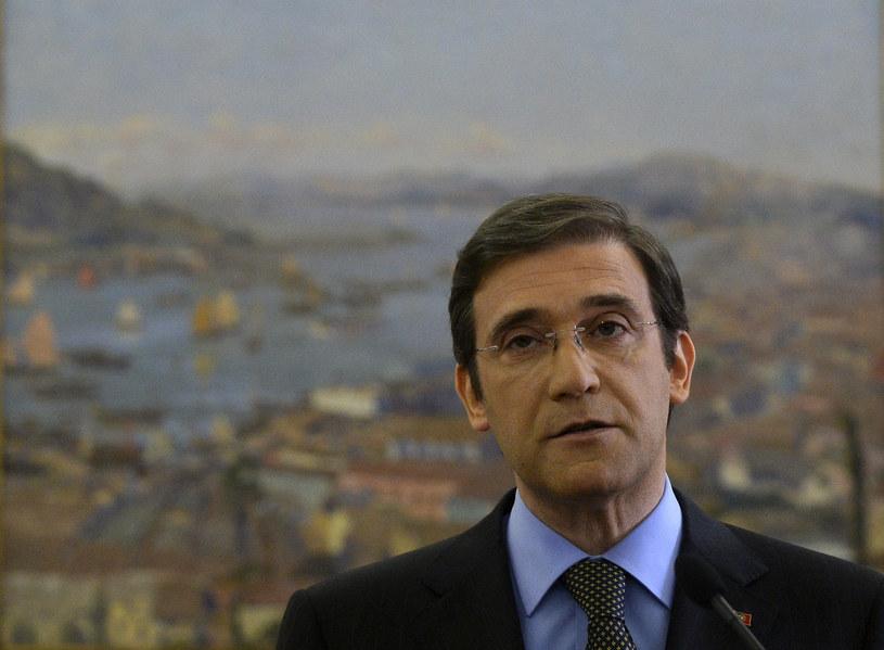 Coelho w telewizyjnym przemówieniu do narodu /AFP