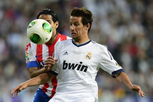 Coentrao to piłkarz Realu i reprezentant Portugalii /AFP