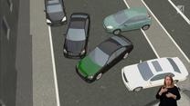Cofający kierowca jest zawsze winny kolizji?