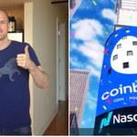Coinbase - w 2012 zaczynali w małym mieszkanku. Dzisiaj są warci 85 mld dol