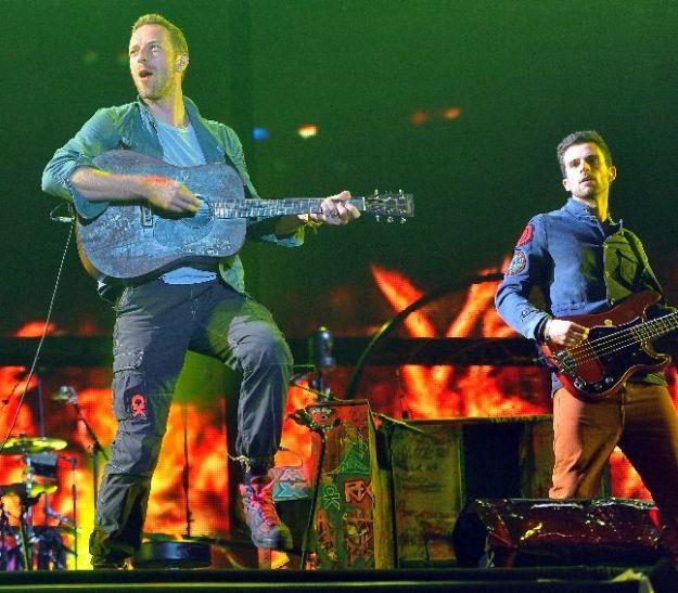 Coldplay na Open'erze zagrali sporo nowych numerów /AKPA