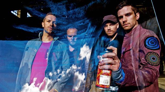 Coldplay /  /materiały prasowe