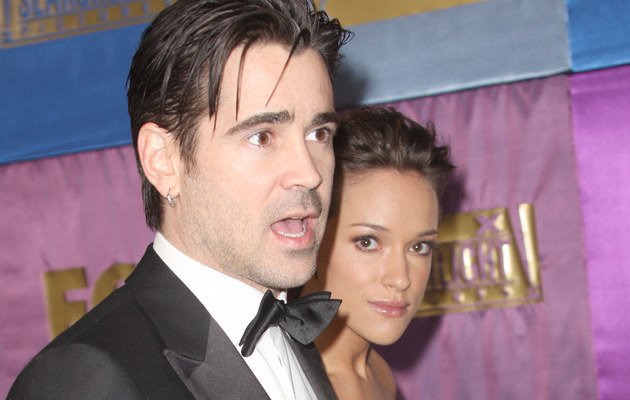 Colin Farrell, Alicja Bachleda-Curuś /Frederick M. Brown /Getty Images