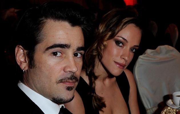 Colin Farrell i Alicja Bachleda-Curuś spędzili razem święta /Eamonn M. McCormack /Getty Images