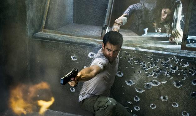 """Colin Farrell i Kate Beckinsale w filmie """"Pamięć absolutna"""" /materiały prasowe"""