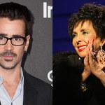 Colin Farrell miał romans z... Elizabeth Taylor!
