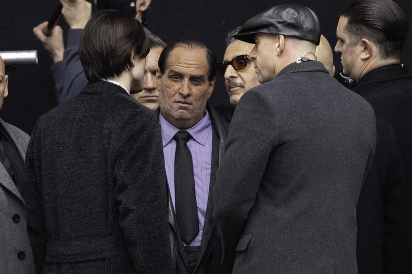 "Colin Farrell na planie ""Batmana"" / MEGA / Contributor /Getty Images"