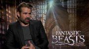 """Colin Farrell o filmie """"Fantastyczne zwierzęta i jak je znaleźć"""""""