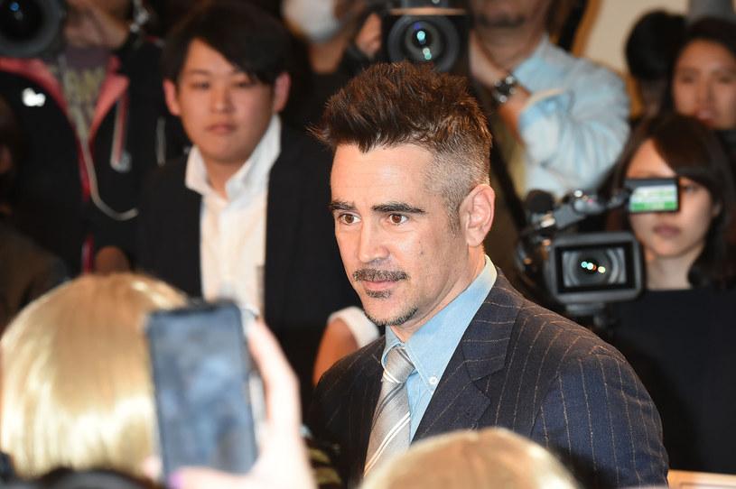 Colin Farrell. Premiera filmu /Getty Images