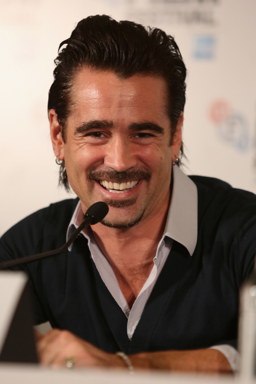 Colin Farrell /Tim P. Whitby /Getty Images