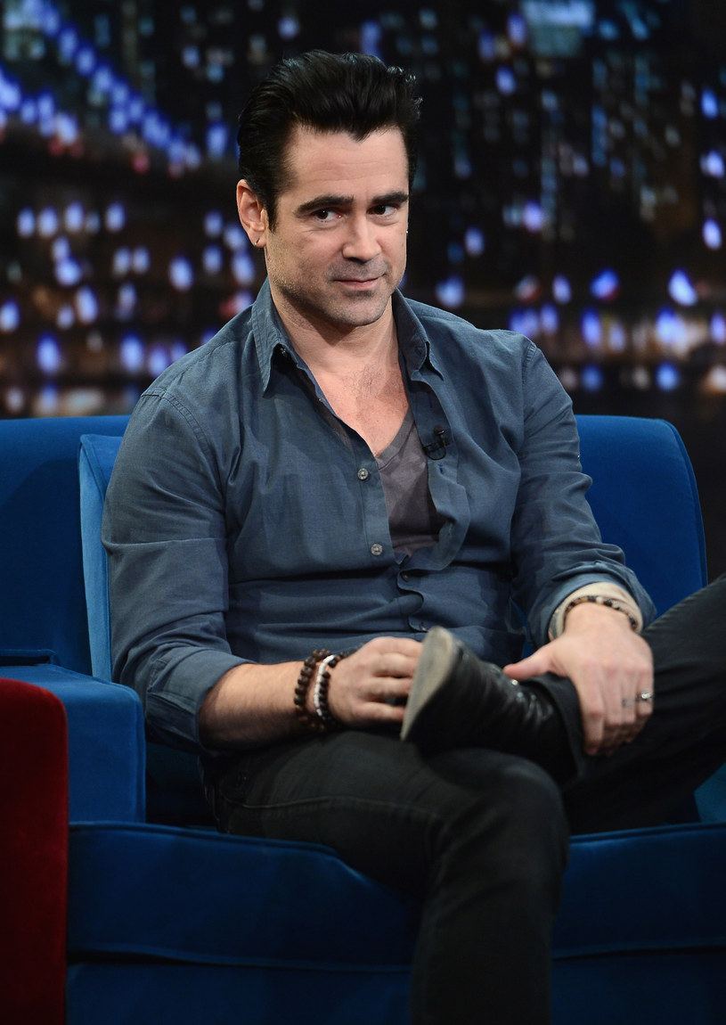 Colin Farrell /Theo Wargo /Getty Images