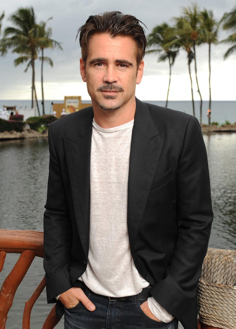 Colin Farrell /Adrew Goodman /Getty Images
