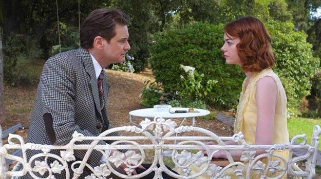 "Colin Firth i Emma Stone w ""Magic in the Moonlight"" /materiały dystrybutora"