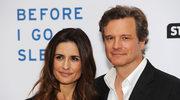 Colin Firth i jego żona ukarani