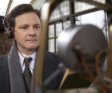 Colin Firth na cenzurowanym